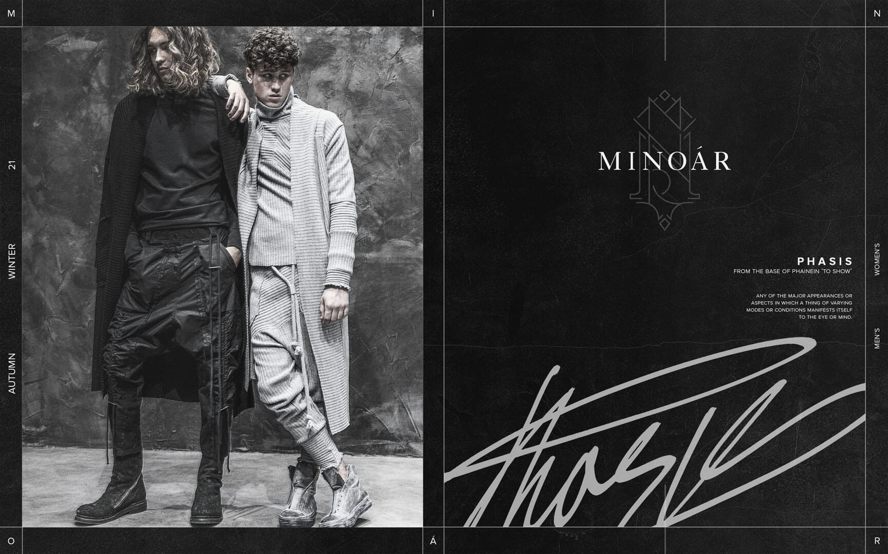 Minoár - For the one who does not belong